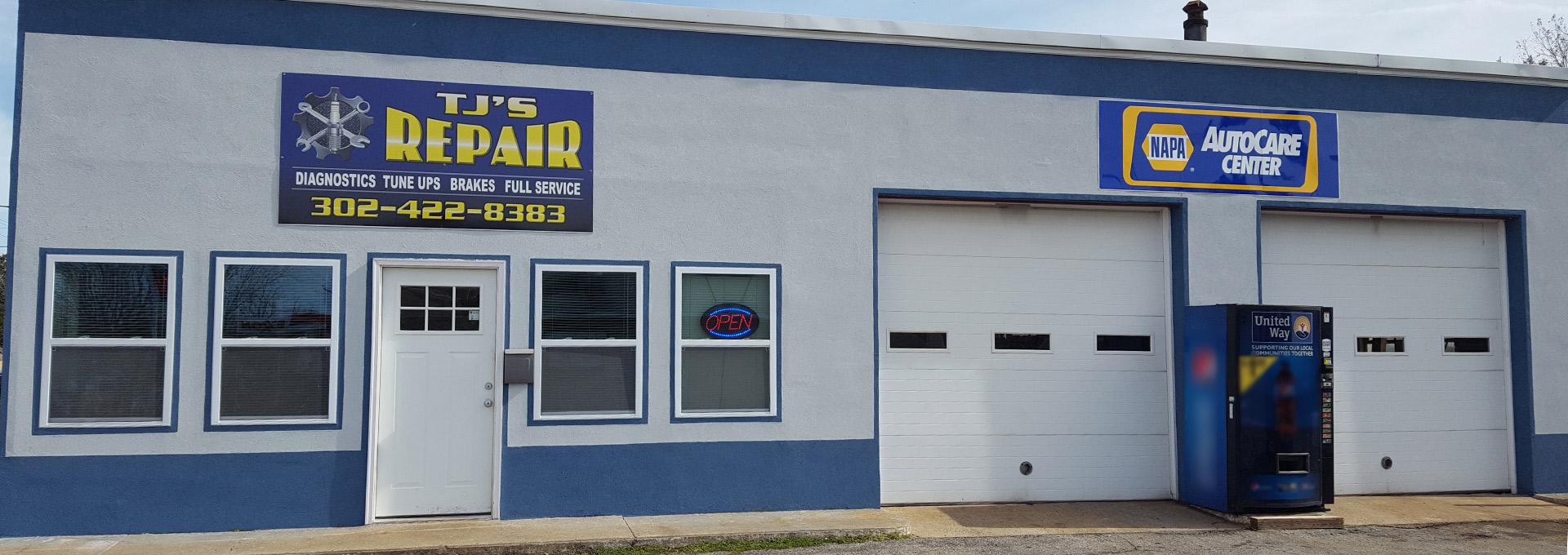 Auto Service & Auto Repair in Milford | TJ's Repair